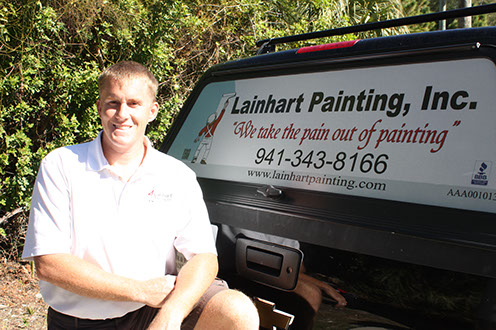 Bill Lainhart - Owner of Lainhart Painting, Inc.